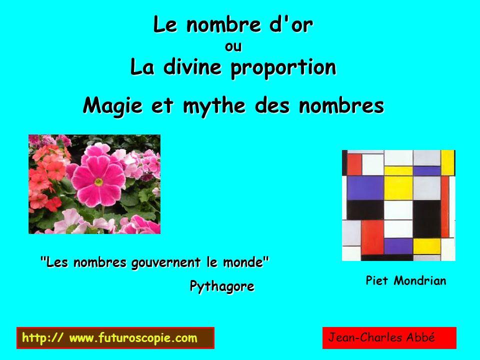 Magie et mythe des nombres