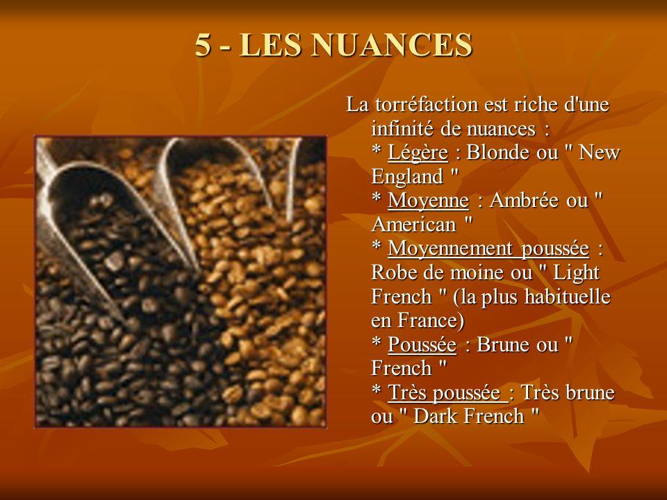 5 - LES NUANCES