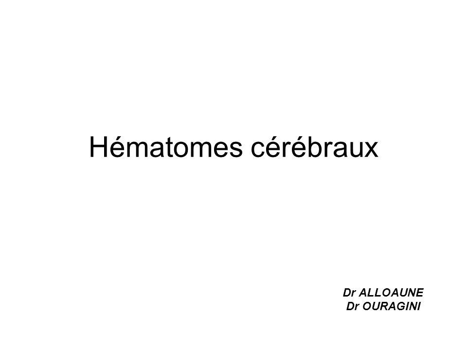 Dr ALLOAUNE Dr OURAGINI