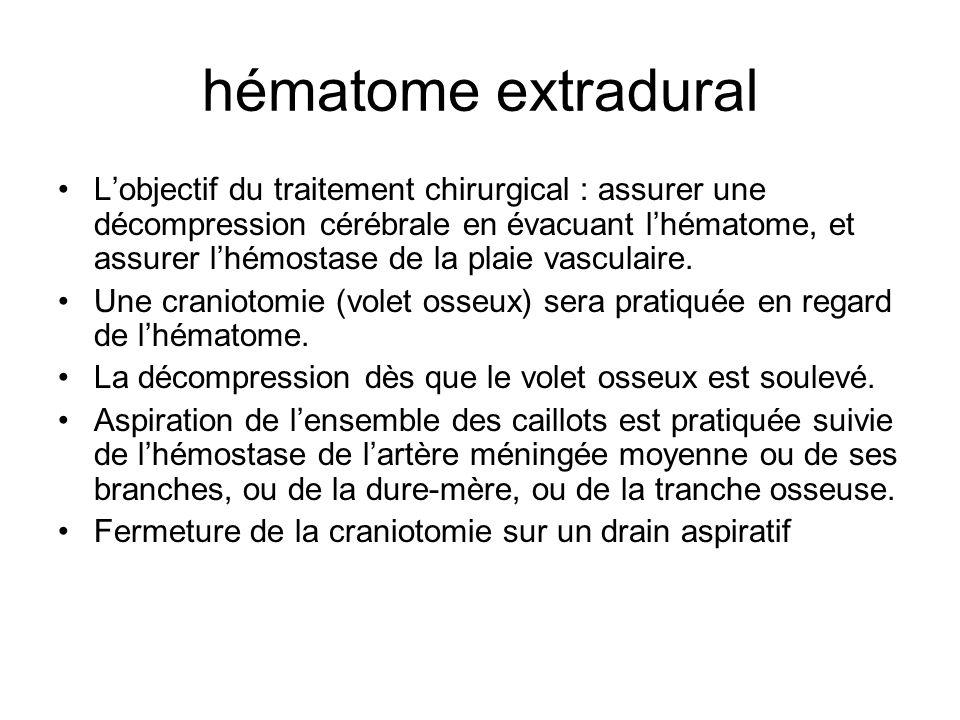 hématome extradural