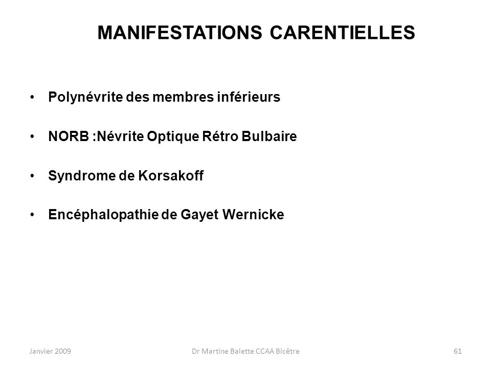 MANIFESTATIONS CARENTIELLES