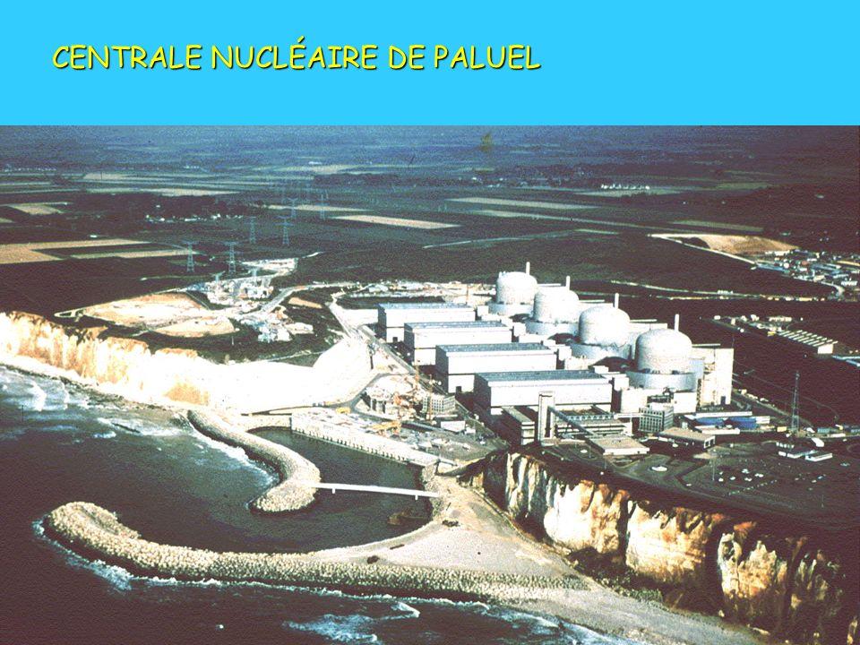 CENTRALE NUCLÉAIRE DE PALUEL