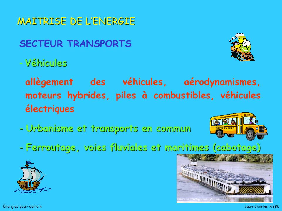 - Urbanisme et transports en commun