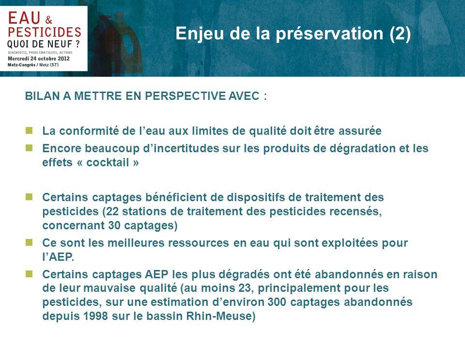Enjeu de la préservation (2)
