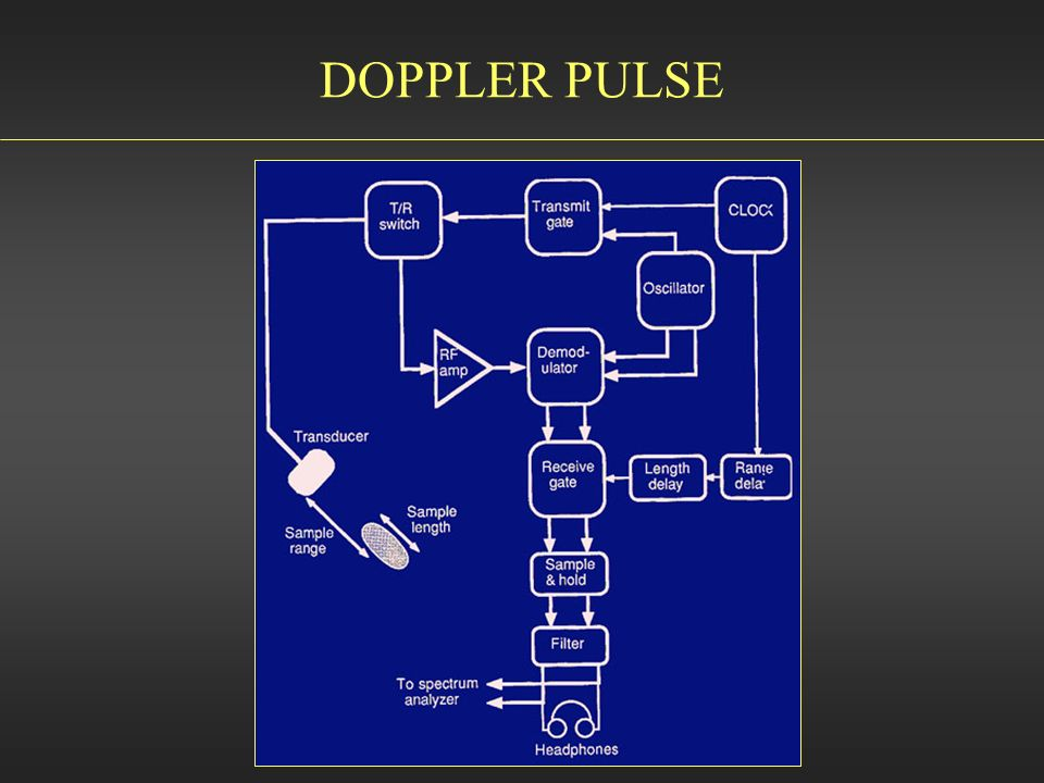 DOPPLER PULSE