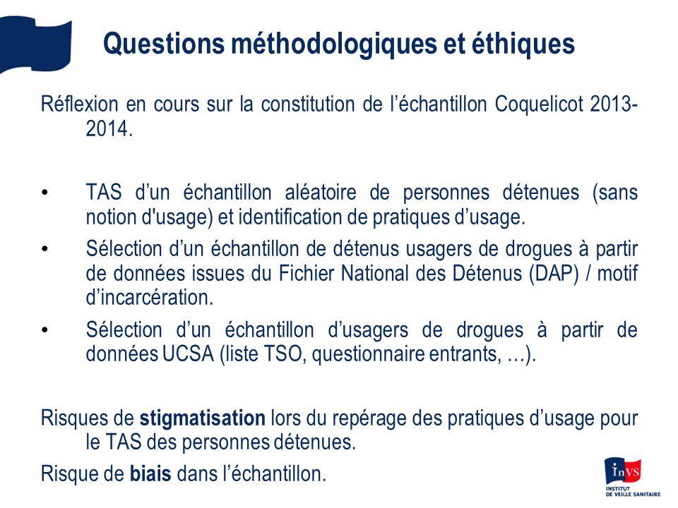 Questions méthodologiques et éthiques