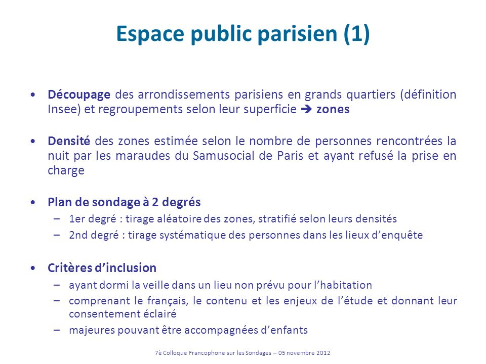 Espace public parisien (1)