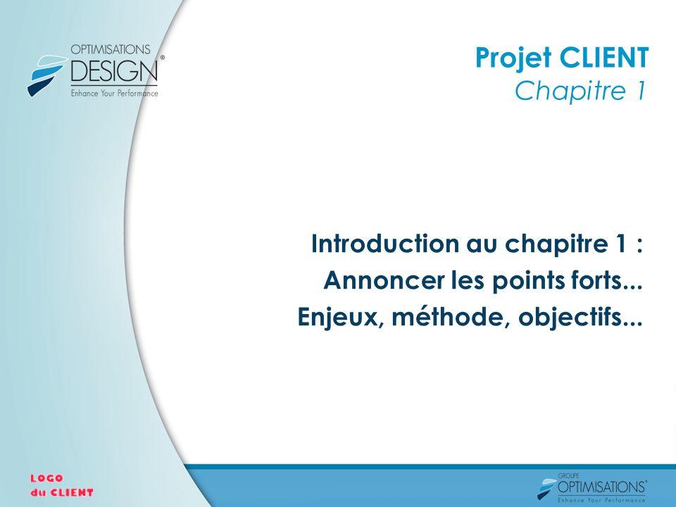 Projet CLIENT Chapitre 1