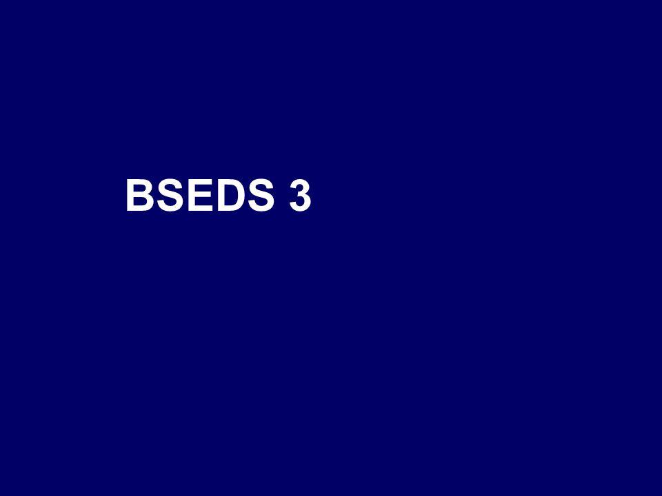 BSEDS 3