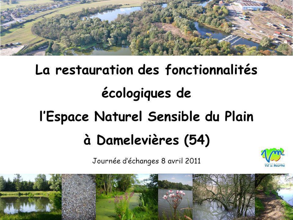 La restauration des fonctionnalités écologiques de