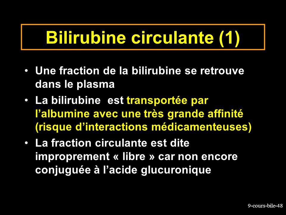 Bilirubine circulante (1)