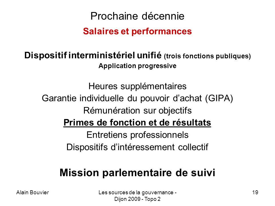 Mission parlementaire de suivi