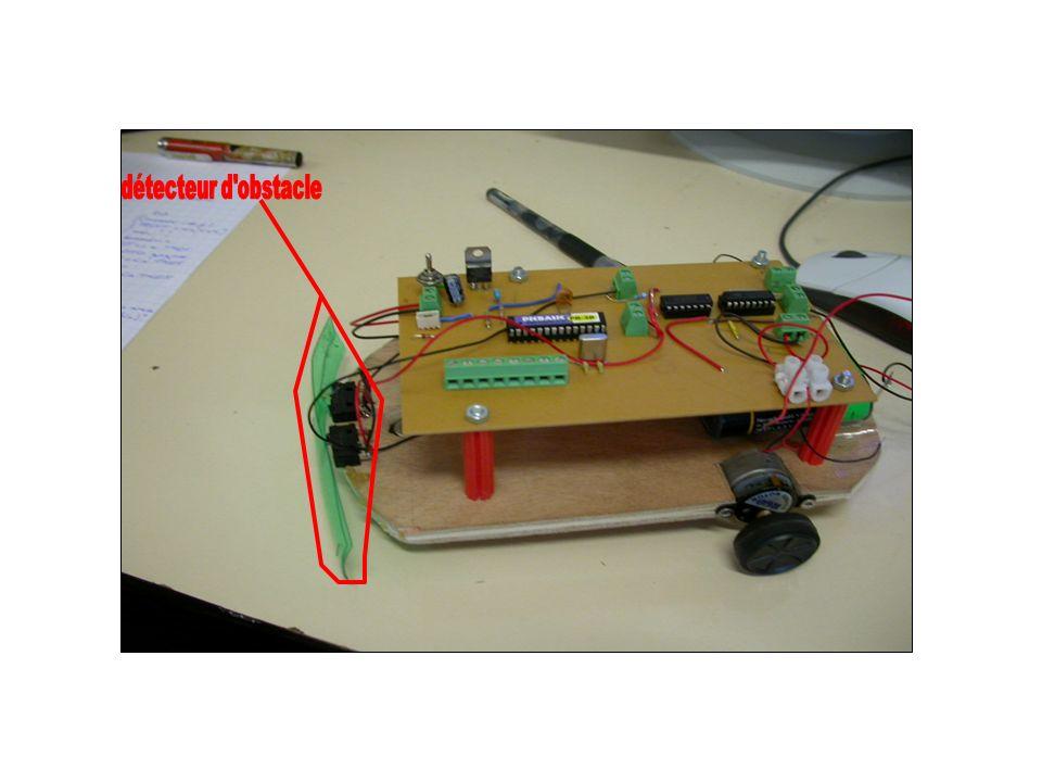 détecteur d obstacle