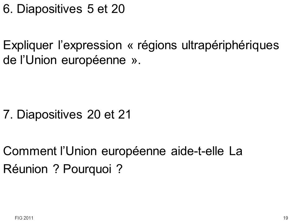 Comment l'Union européenne aide-t-elle La Réunion Pourquoi