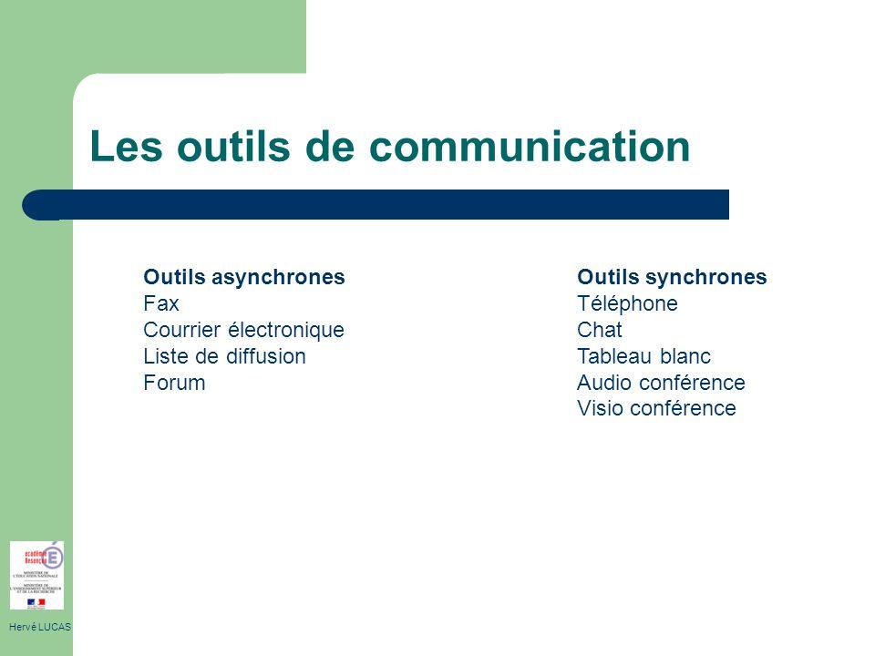 Les outils de communication