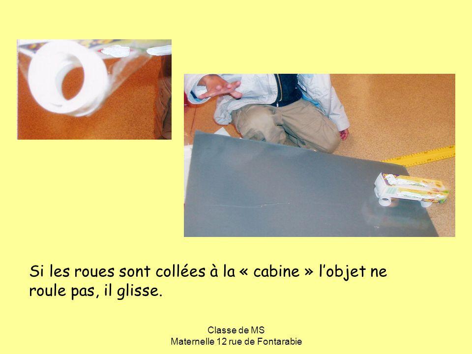 Classe de MS Maternelle 12 rue de Fontarabie
