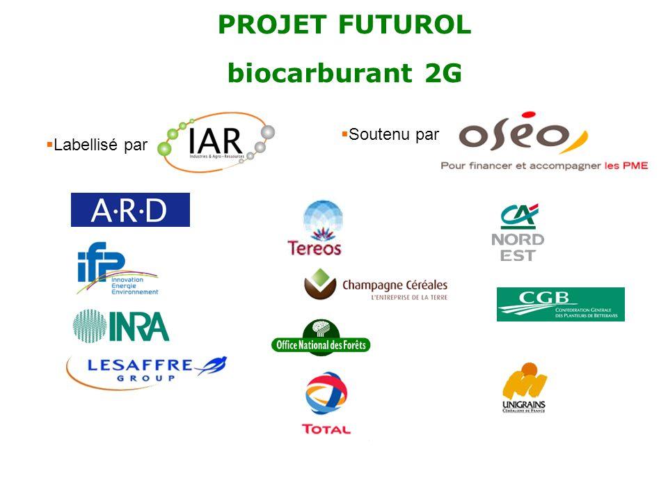 PROJET FUTUROL biocarburant 2G