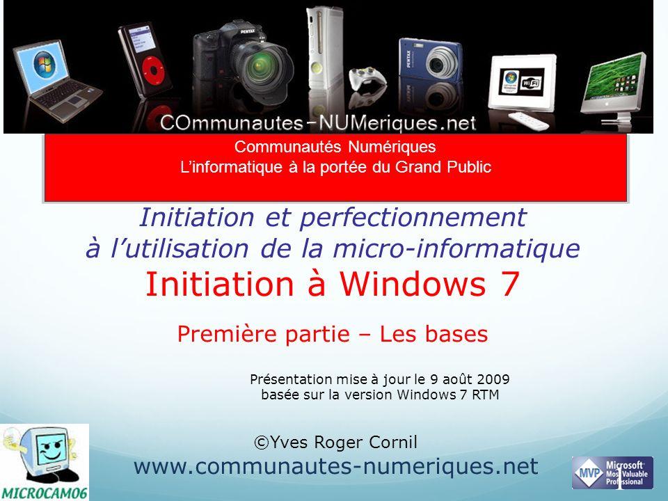 Communautés Numériques et Clubs Microcam