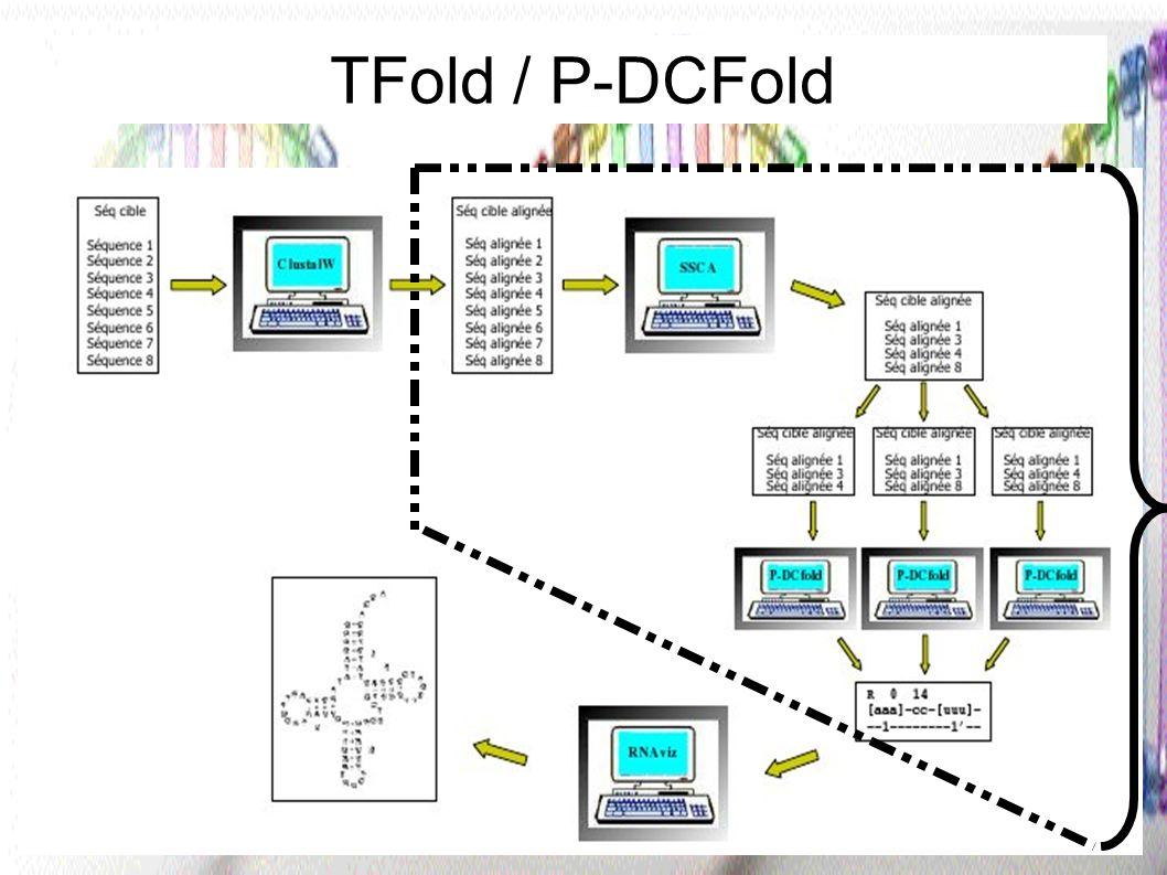 TFold / P-DCFold Décrire rapidement : apport par rapport à l'état de l'art, complexité faible, rapide, complet.