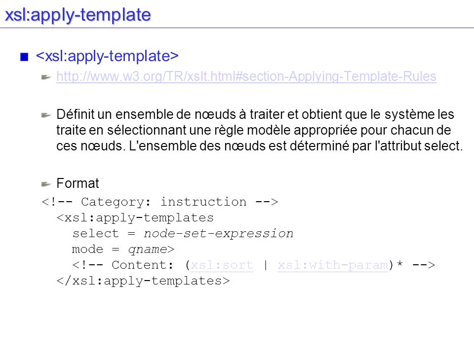 xsl apply templates mode - 28 images - let s take a look at one ...