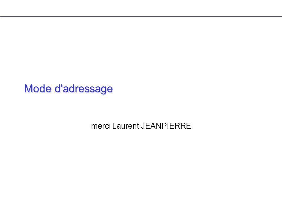 merci Laurent JEANPIERRE