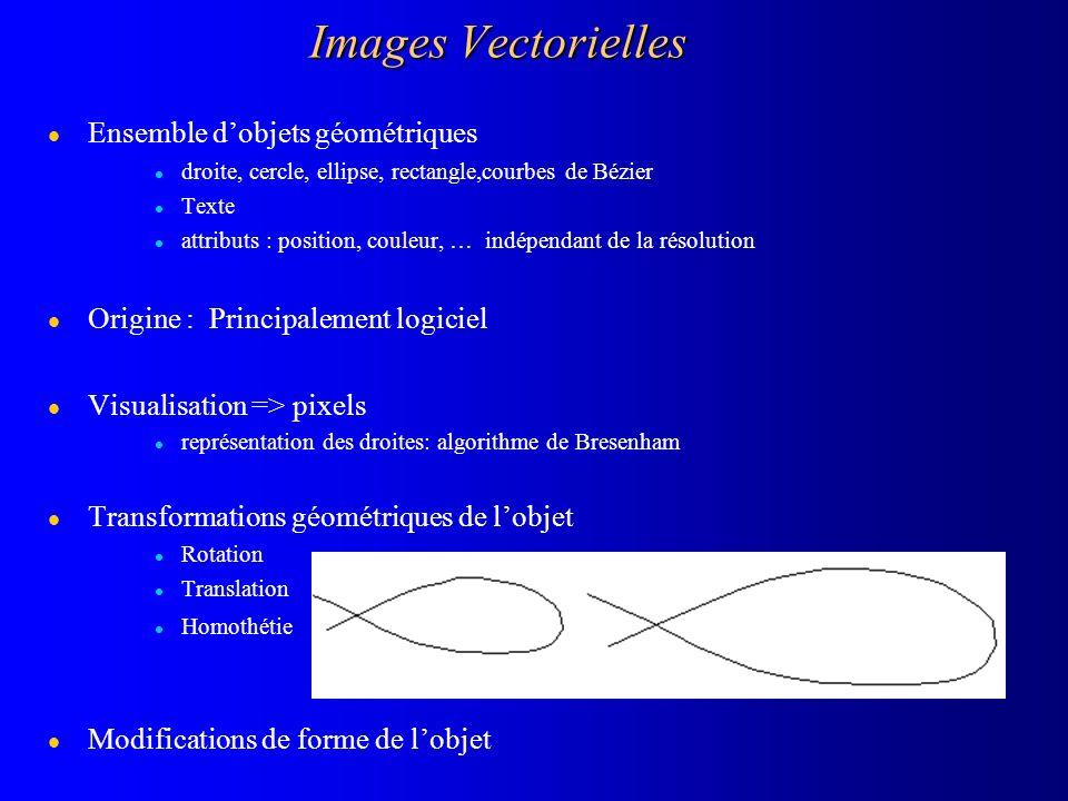 Images Vectorielles Ensemble d'objets géométriques