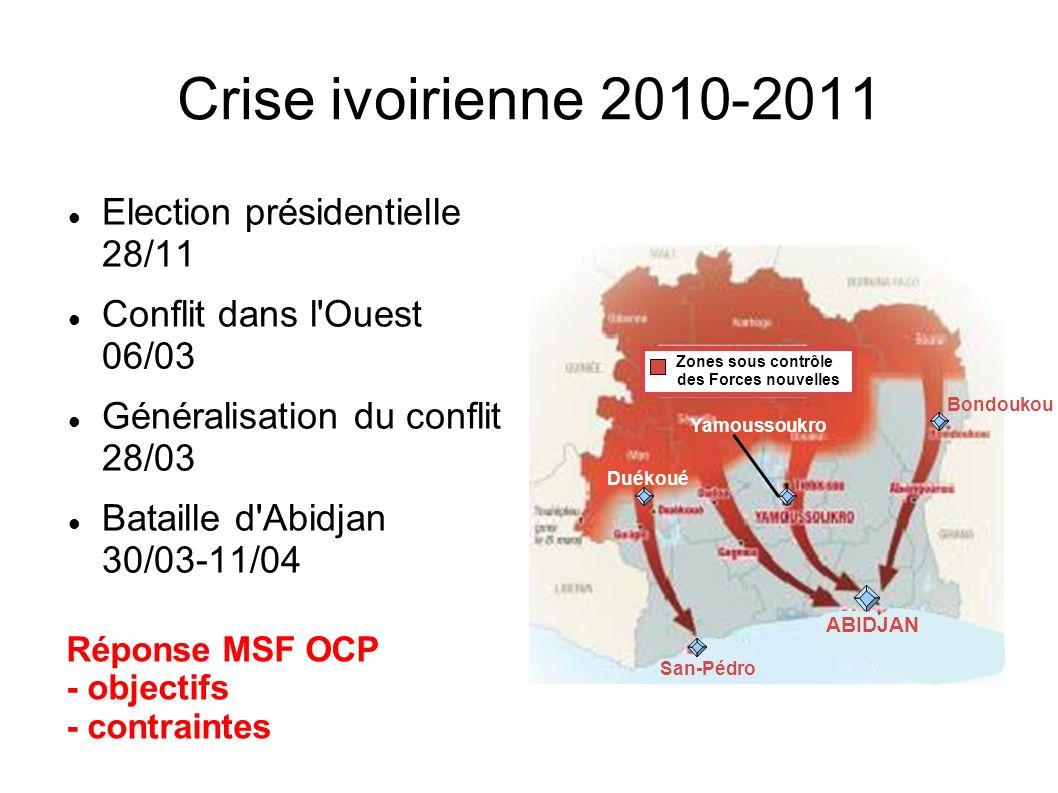 Crise ivoirienne 2010-2011 Election présidentielle 28/11