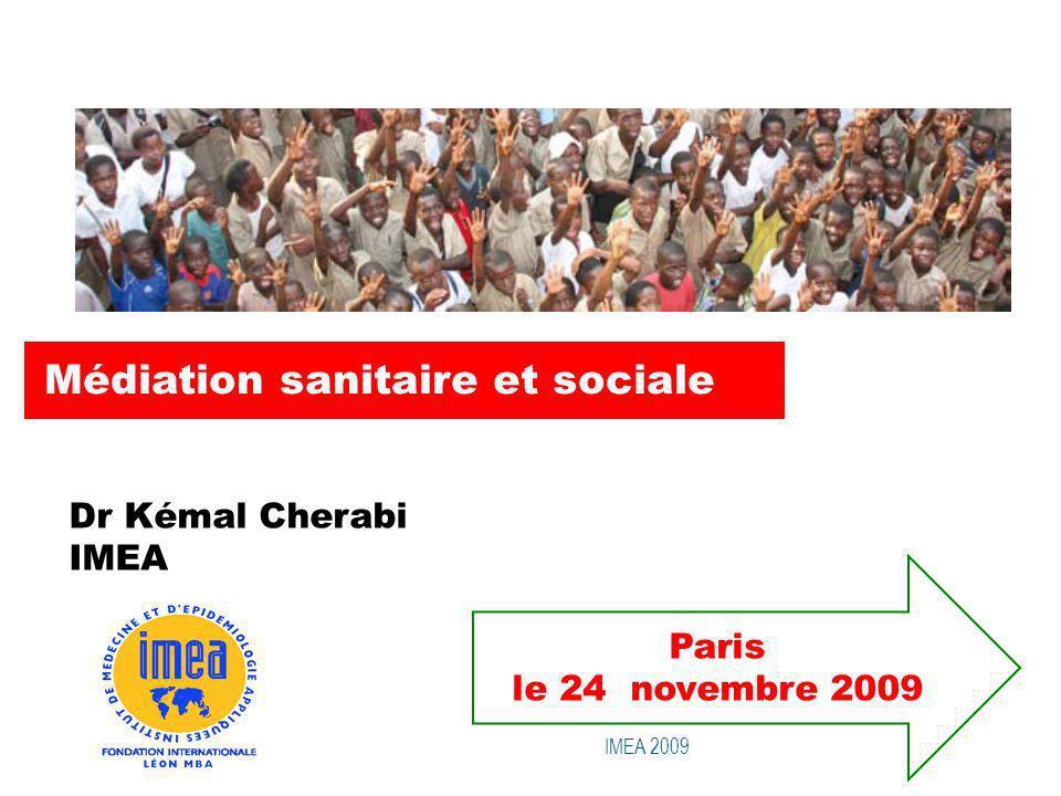 Médiation sanitaire et sociale