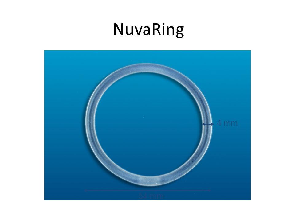 NuvaRing 54 mm 4 mm