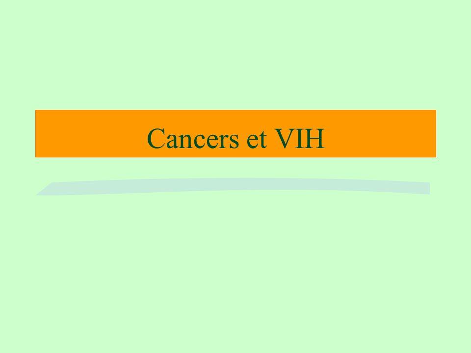 Cancers et VIH