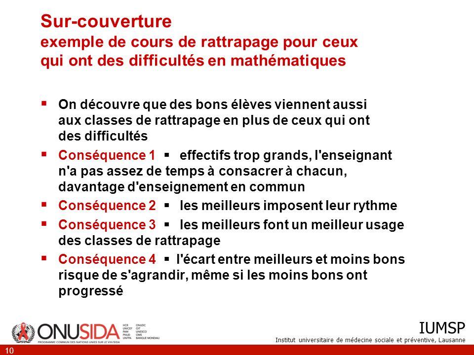 Sur-couverture exemple de cours de rattrapage pour ceux qui ont des difficultés en mathématiques