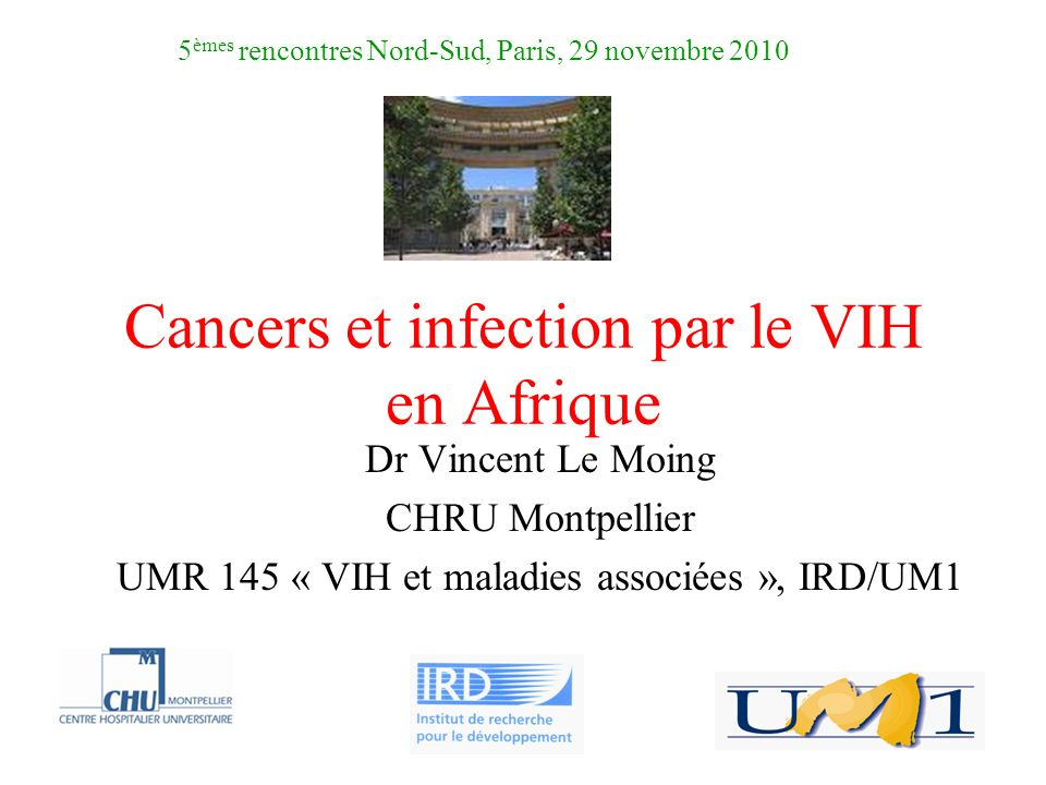 Cancers et infection par le VIH en Afrique