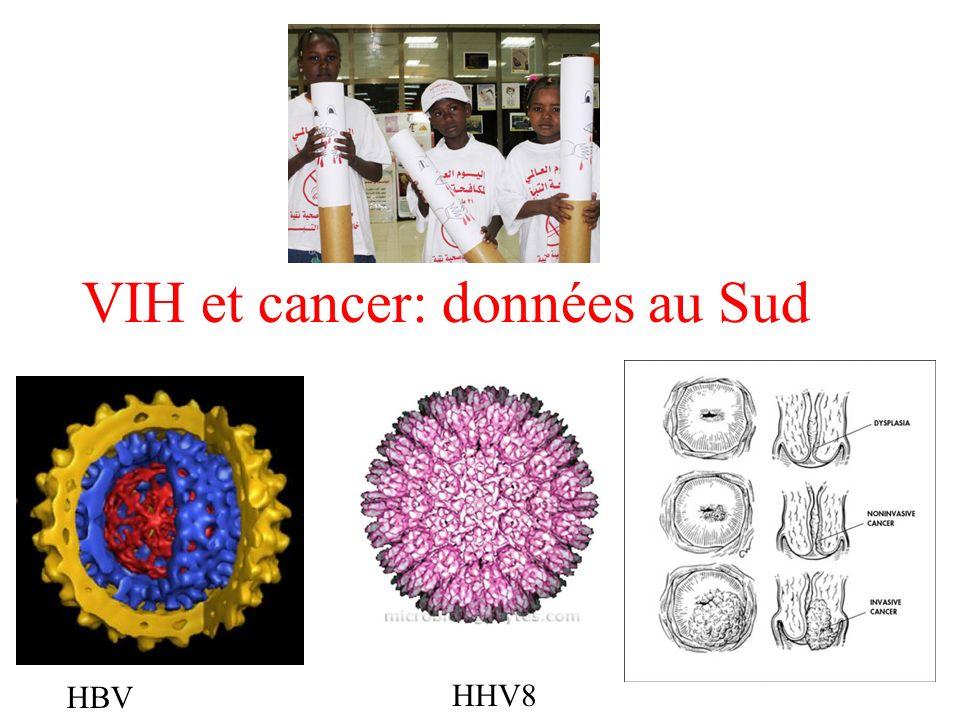 VIH et cancer: données au Sud