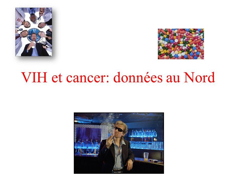 VIH et cancer: données au Nord