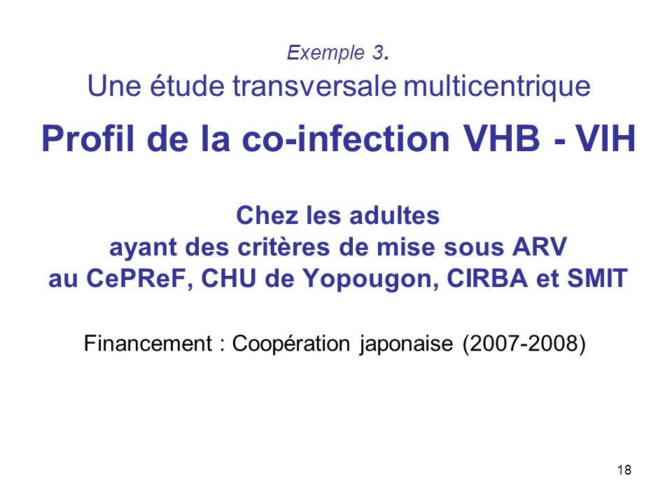 Financement : Coopération japonaise (2007-2008)