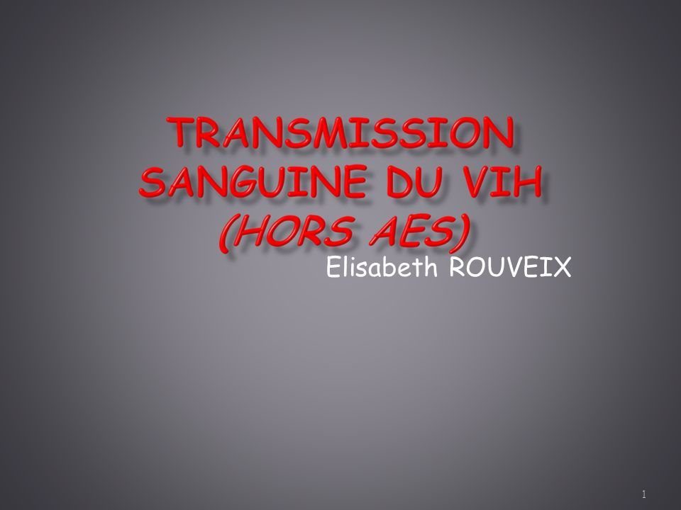 Elisabeth ROUVEIX 1