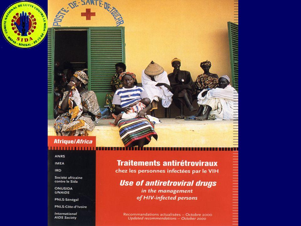 Au cours d'une nouvelle réunion d'experts a Dakaren 10/2000, les recommandations ont été mises à jour et certains des aspects de la participation gouvernementale rappelés.