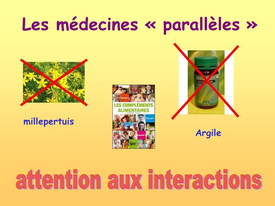 Les médecines « parallèles »