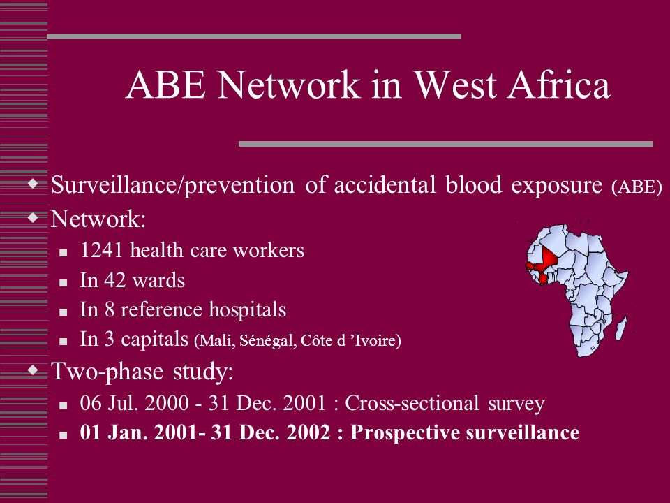 ABE Network in West Africa
