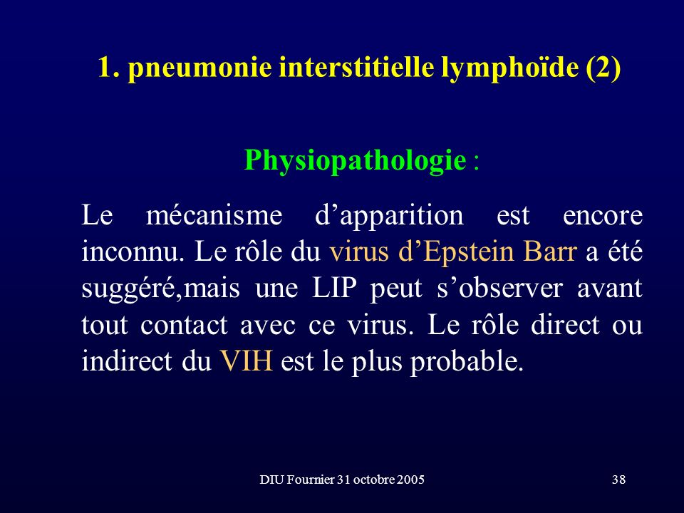 1. pneumonie interstitielle lymphoïde (2)