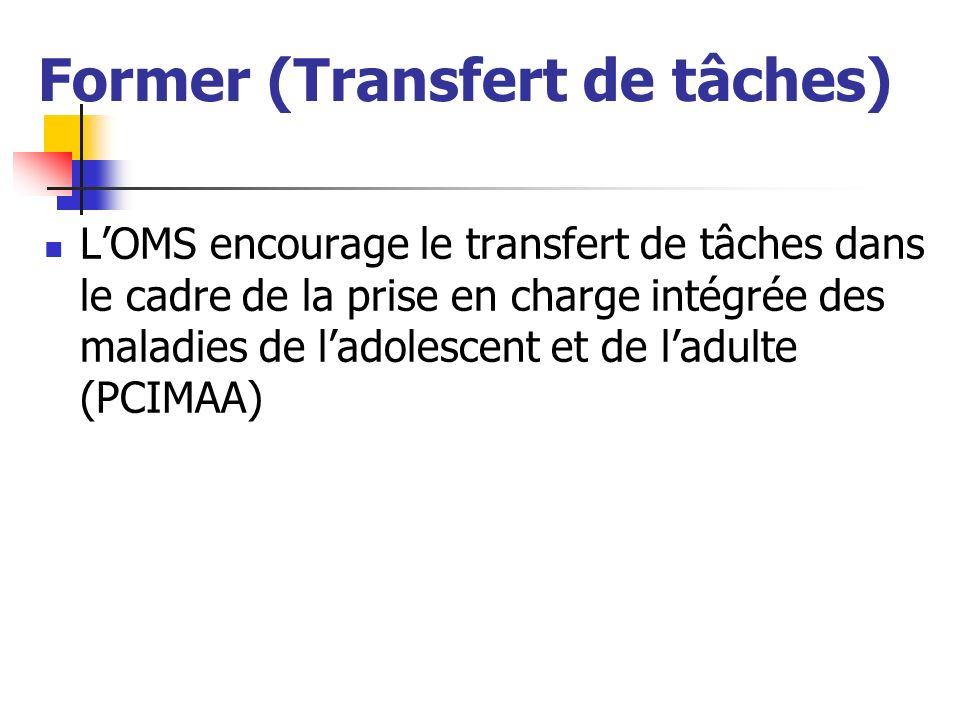Former (Transfert de tâches)