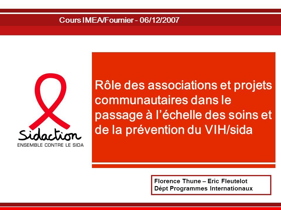 Cours IMEA/Fournier - 06/12/2007