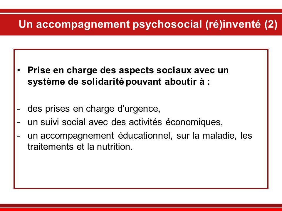 Un accompagnement psychosocial (ré)inventé (2)