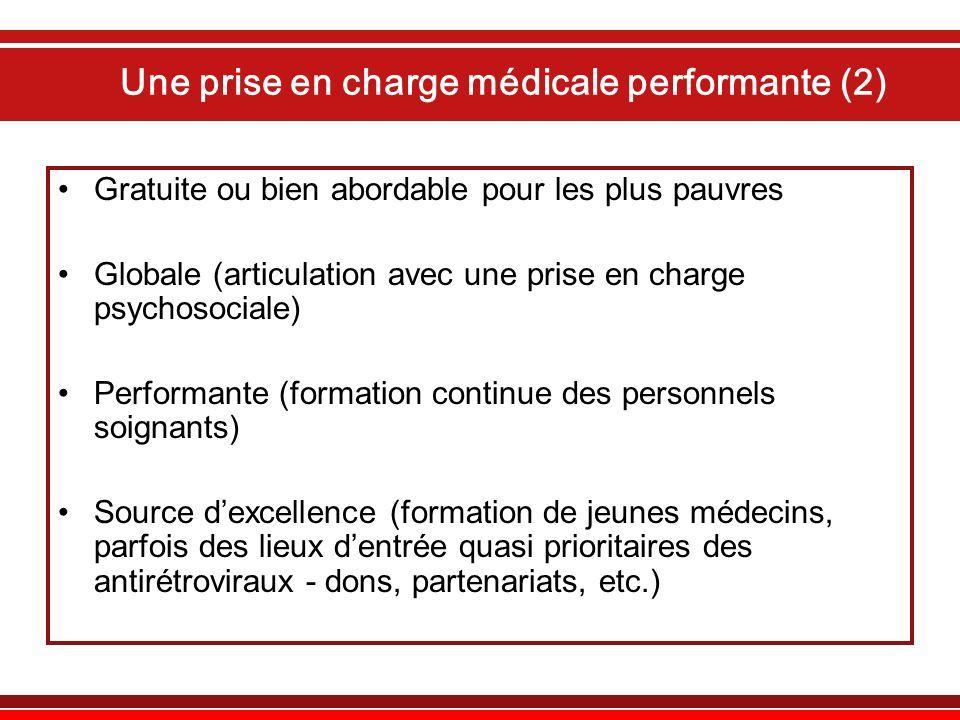 Une prise en charge médicale performante (2)