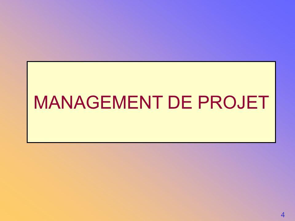 MANAGEMENT DE PROJET 4