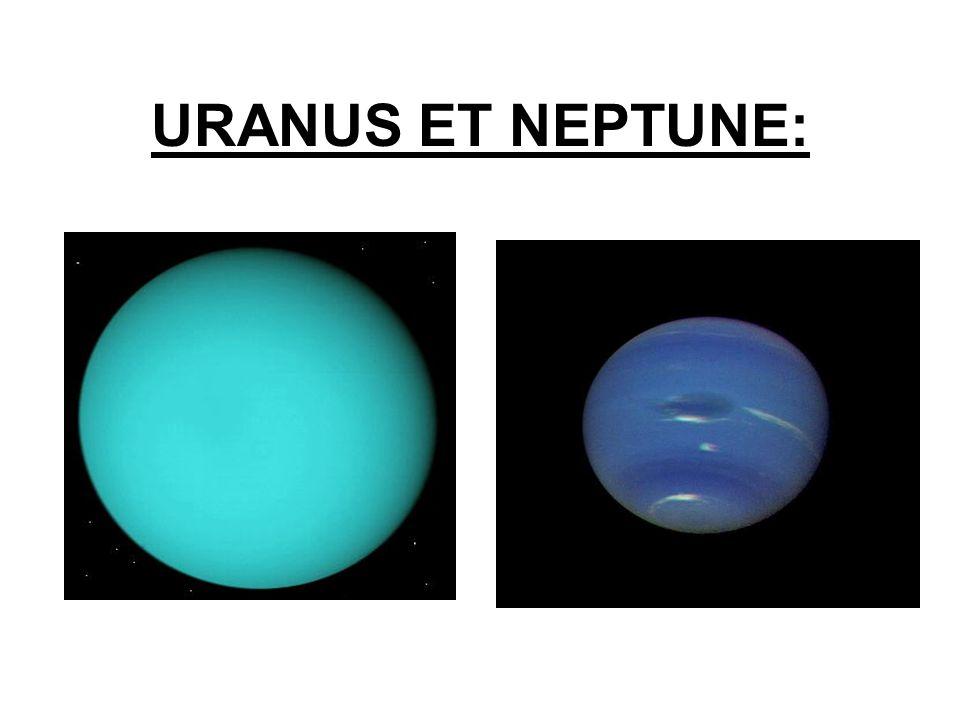 URANUS ET NEPTUNE: