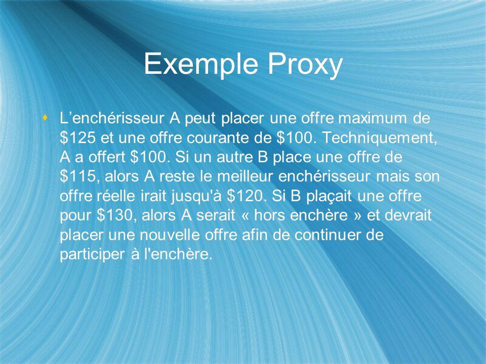 Exemple Proxy
