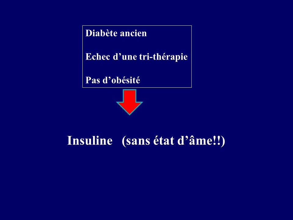 Insuline (sans état d'âme!!)