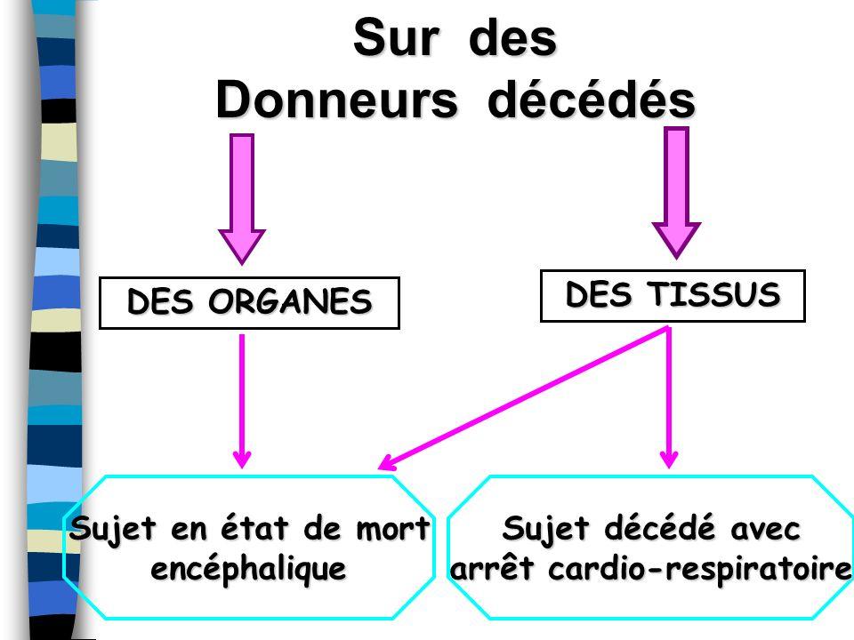 arrêt cardio-respiratoire