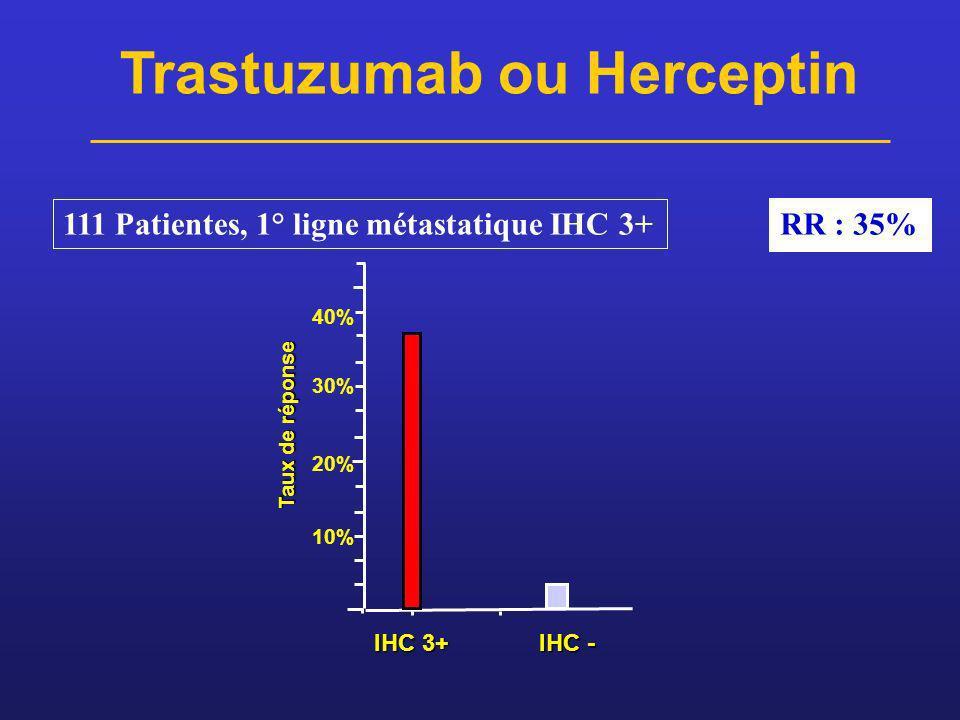 Trastuzumab ou Herceptin